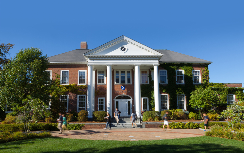 UNH School of Law campus