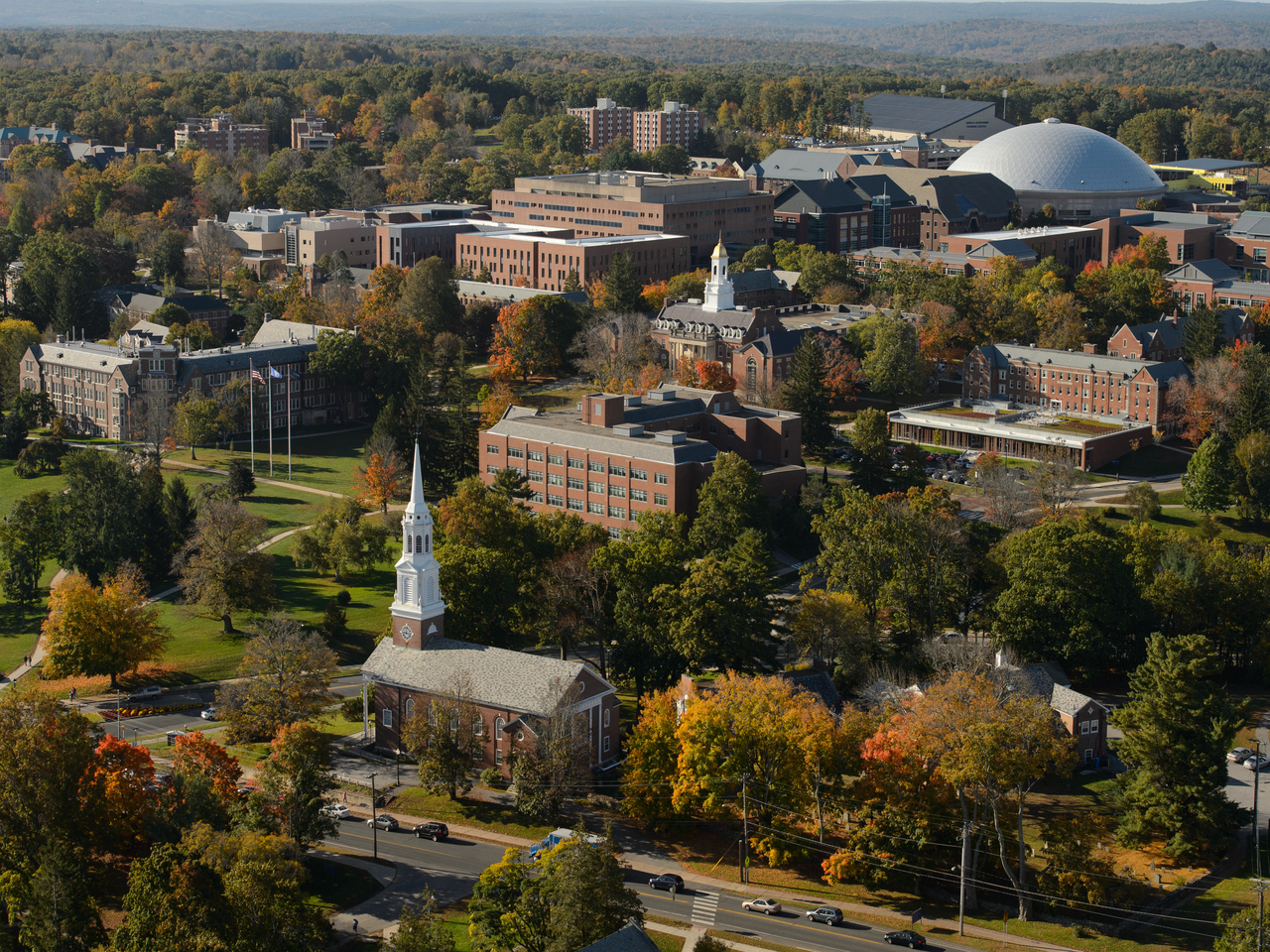 University of Connecticut Campus