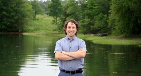 Nick Anderson 2021 Knauss Fellow