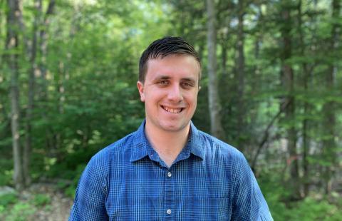 Kyle Sanders, Mechanical Engineering