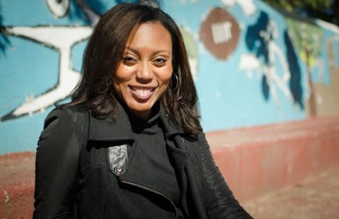 Shantel Palacio, PhD Student in Education