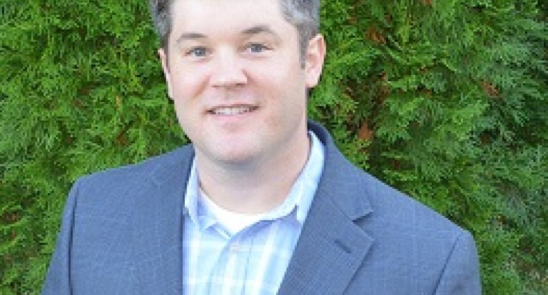 Jeffrey T. Malloy, NRESS Ph.D. student